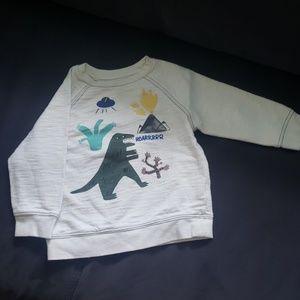 Gymboree Cream Sweatshirt
